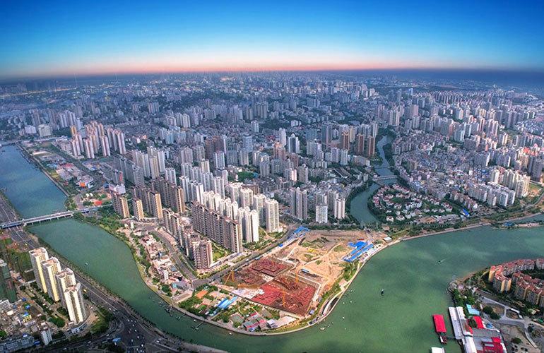 碧桂园滨江海岸 实景图