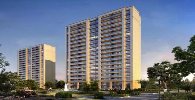 葛洲坝紫郡兰园6号楼预售证已拿,即将开盘,推出建面约45-81平公寓房源,均价约12500元/㎡,共420套房源。