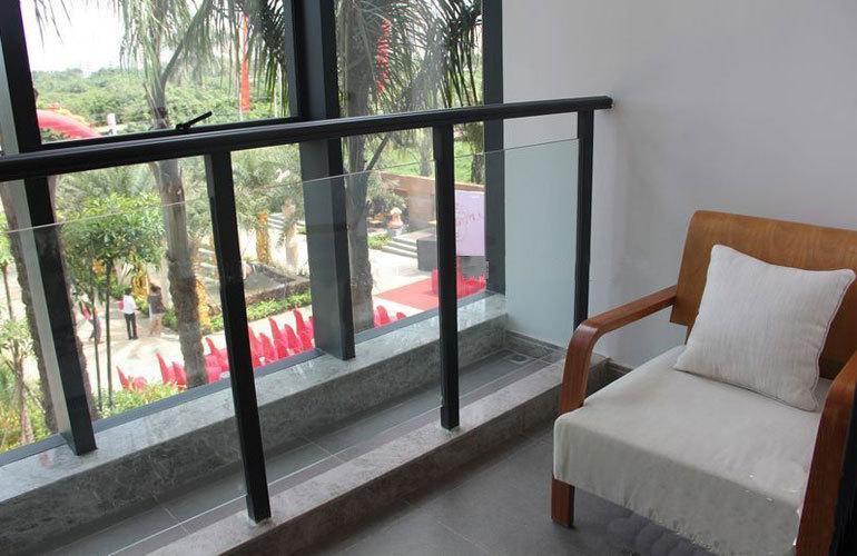 东汇森语林 样板间:阳台