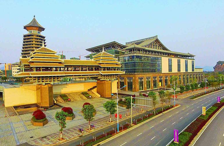 彰泰金桥水岸 周边配套:桂林大剧院