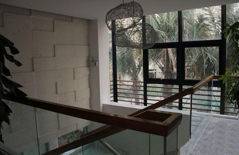 东汇森语林 样板间:楼梯