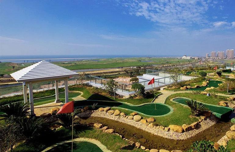 大都金沙湾 实景图