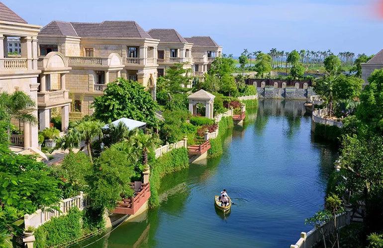 天隆三千海 实景图