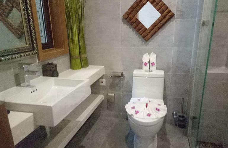 石梅半岛 样板间:卫生间