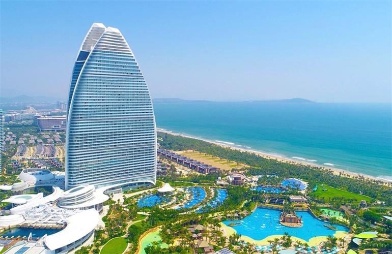 国广海棠湾 亚特兰蒂斯酒店