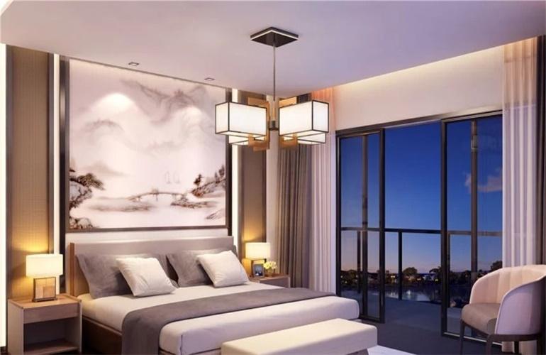 融创海棠湾 卧室