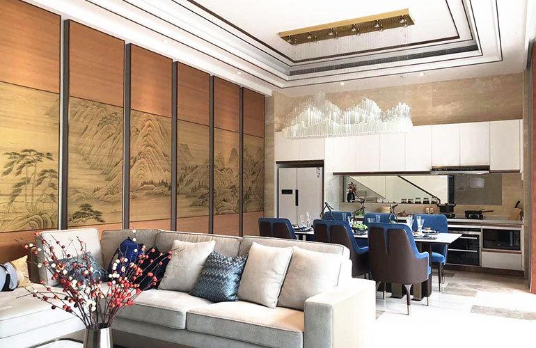 国广海棠湾 客厅