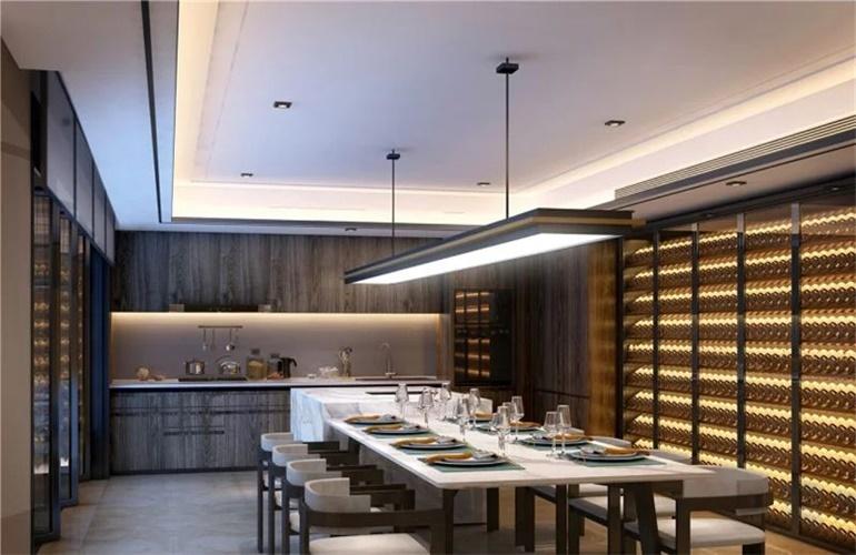融创海棠湾 餐厅