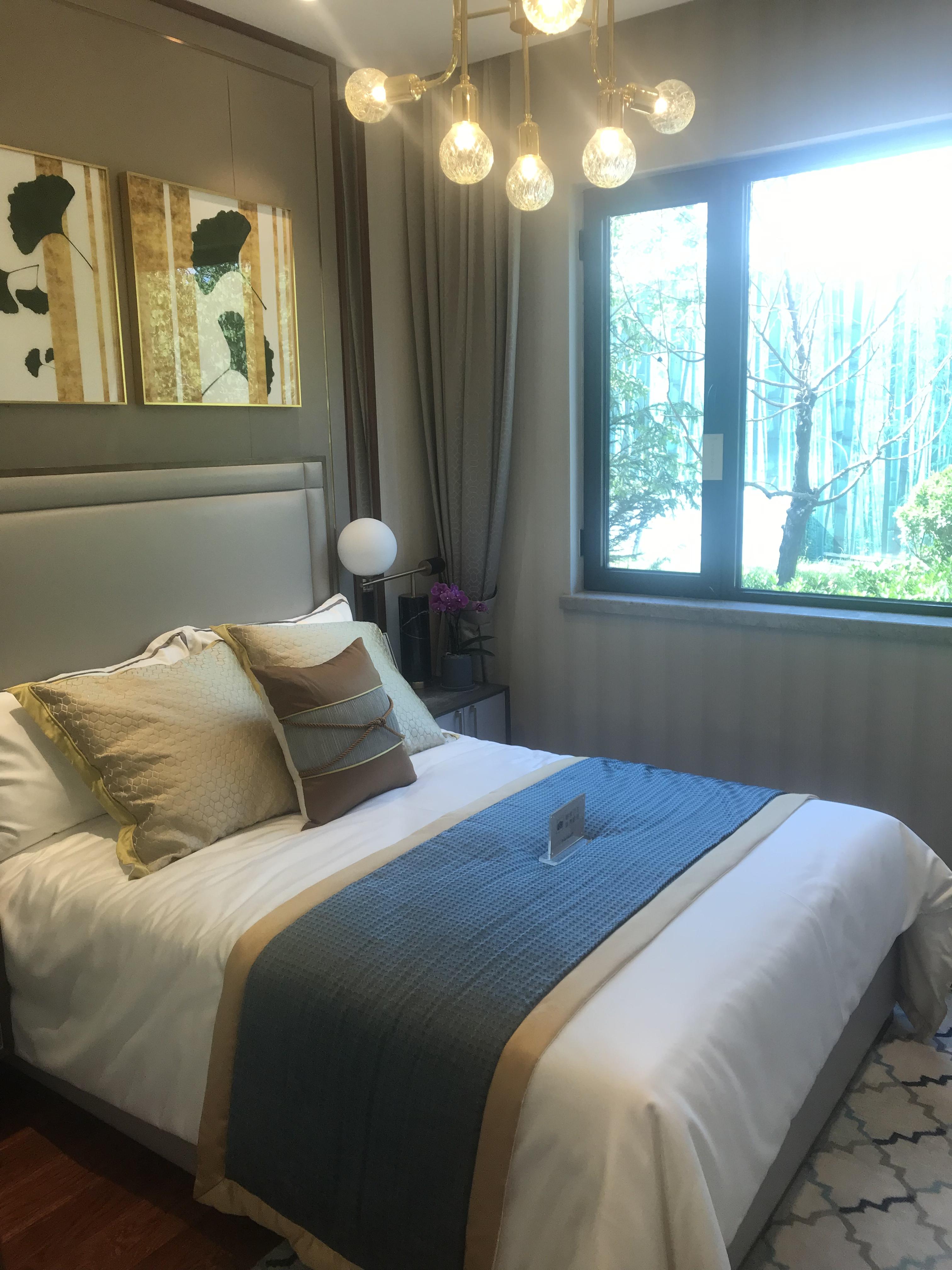 中海·丽春湖墅 卧室