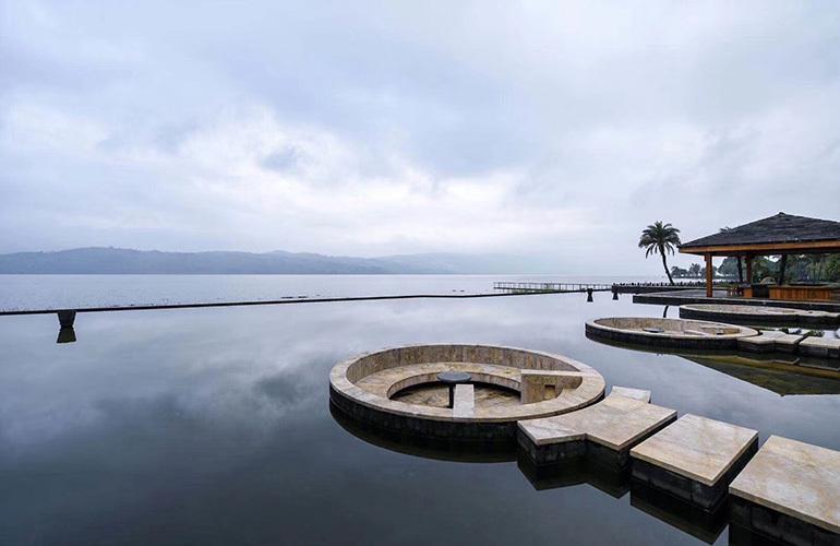 昆明富力湾实景图