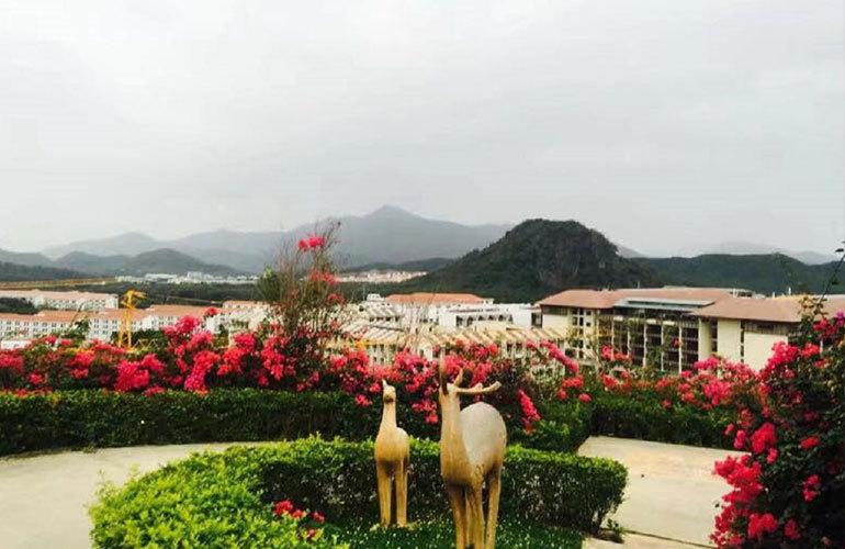 国广海棠湾 实景图