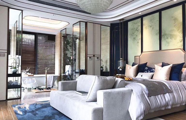 国广海棠湾 卧室