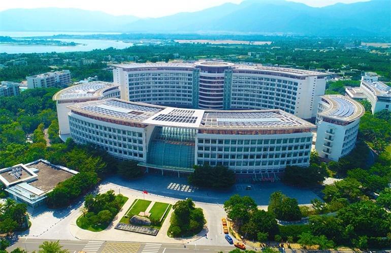 国广海棠湾 301解放军医院