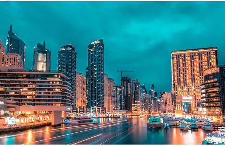 星华海岸城实景图