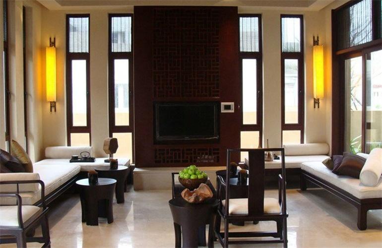 远东香水湾1号客厅