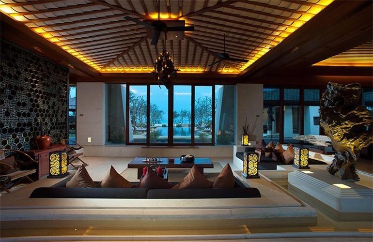 远东香水湾1号 客厅