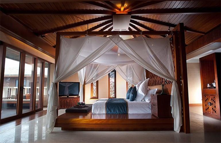 远东香水湾1号 卧室