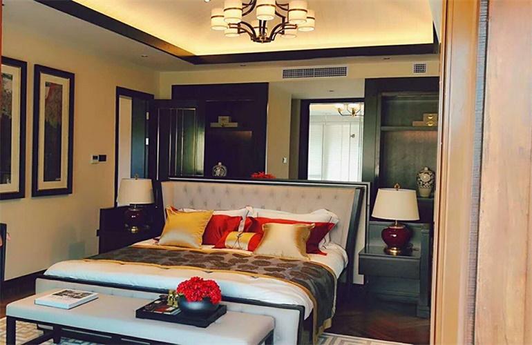 国玺二十五院 卧室