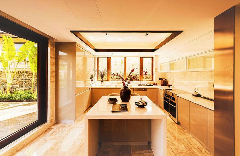 国玺二十五院 厨房