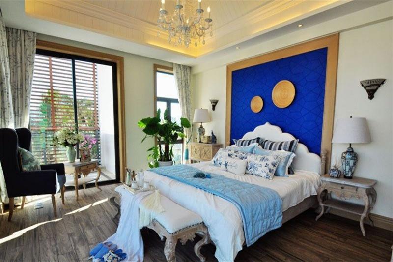 鲁能三亚湾 卧室