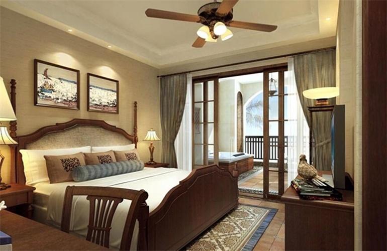 东和福湾 卧室