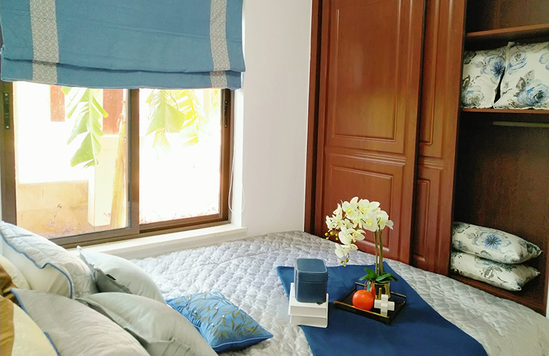 海阳城 卧室.