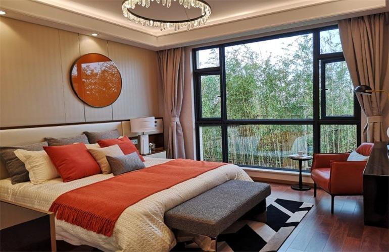 俊发生态半岛 卧室