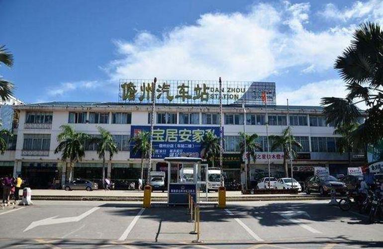 海阳城 汽车站