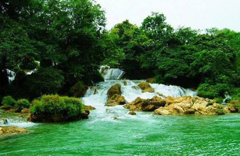 万达大都会滨江 广西桂林国家森林公园