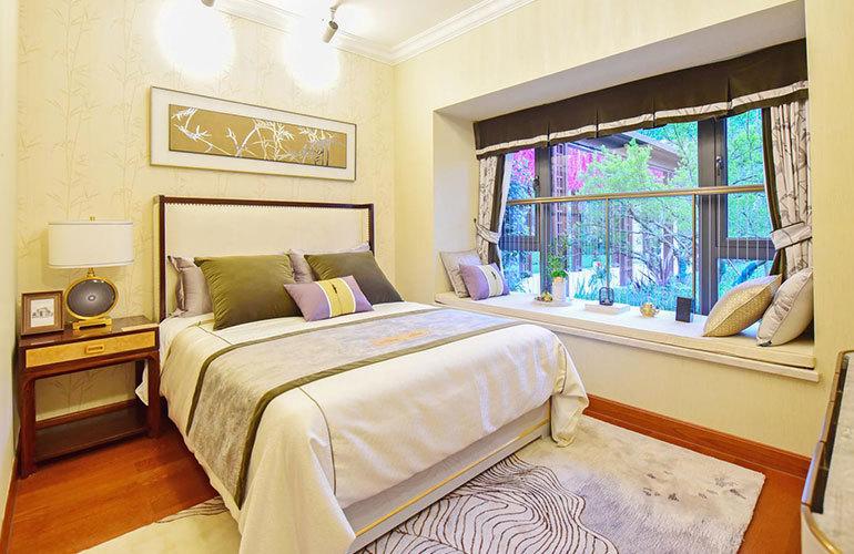 恒大文化旅游城 卧室
