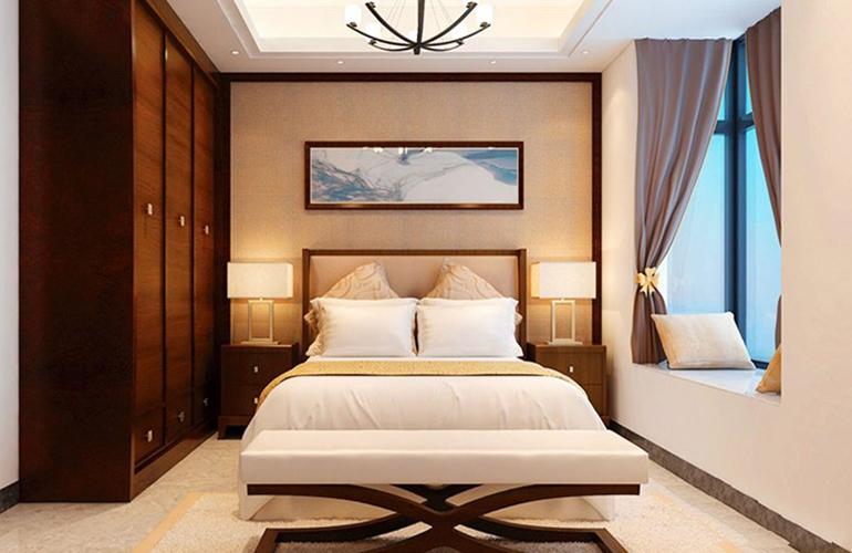 陽光城 臥室