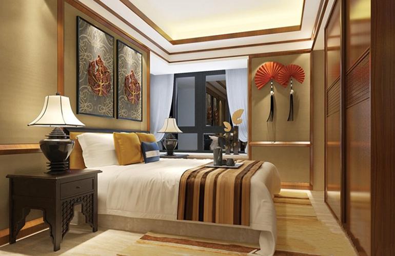 阳光城 卧室