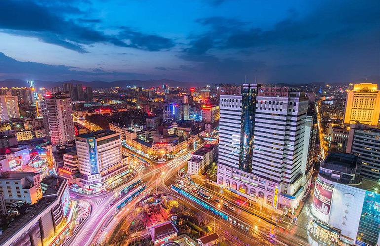 华夏天璟湾 周边配套:小西门商业区