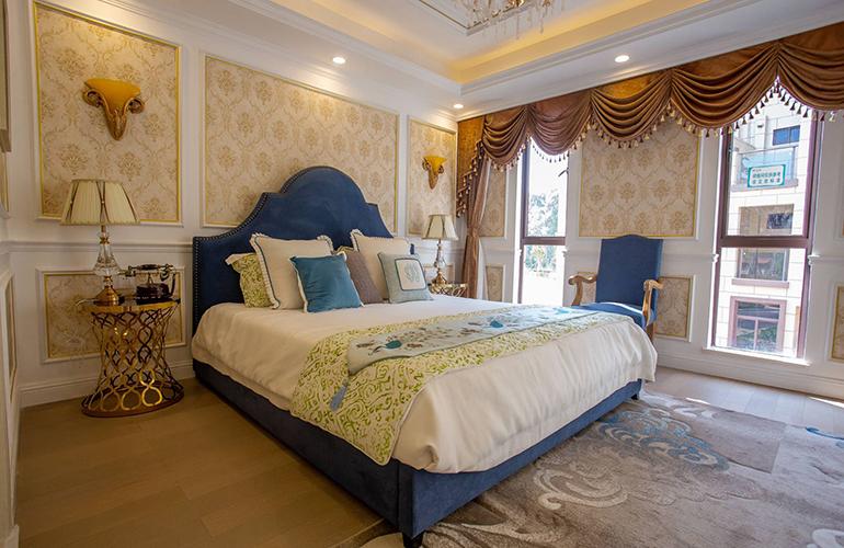城北世家 卧室