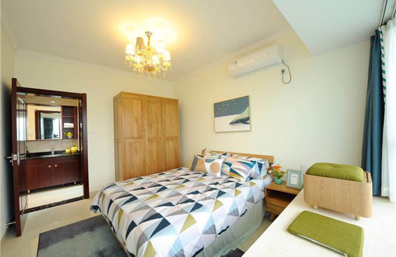 南海之滨 卧室