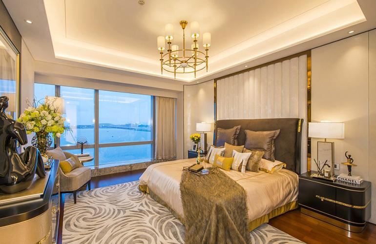 仁恒滨海中心 卧室