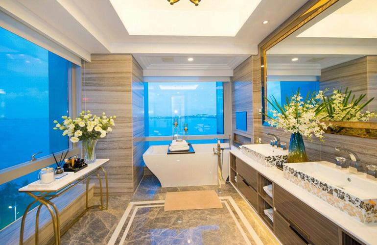 仁恒滨海中心 浴室