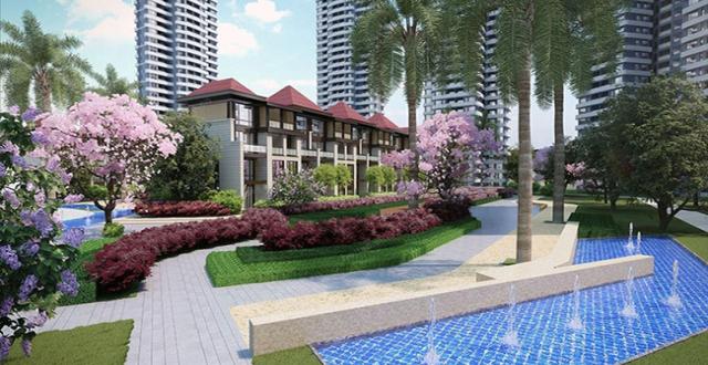 海口雅居乐金沙湾海景美宅在售,均价15000元/㎡