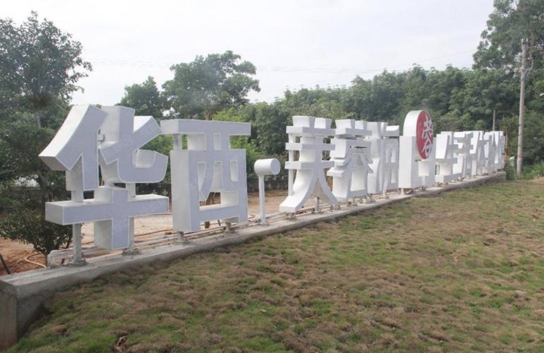 华西芙蓉海 实景图