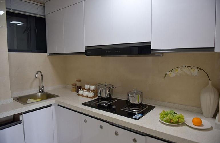 华西芙蓉海 厨房