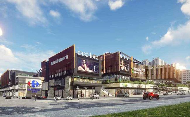 澄迈千秋城市广场项目商铺在售,均价26000元/㎡