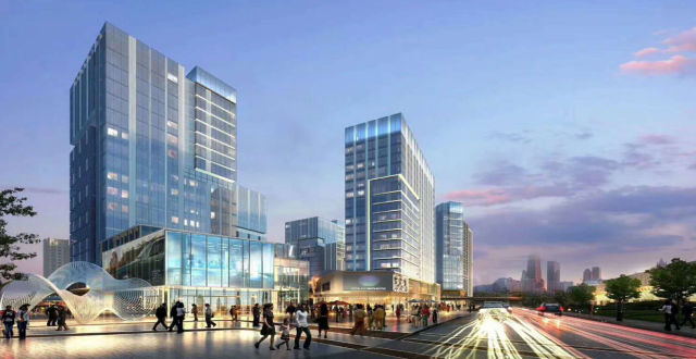 TBD住总万科均价4万/㎡起,下一个快速发展科技创新区!!