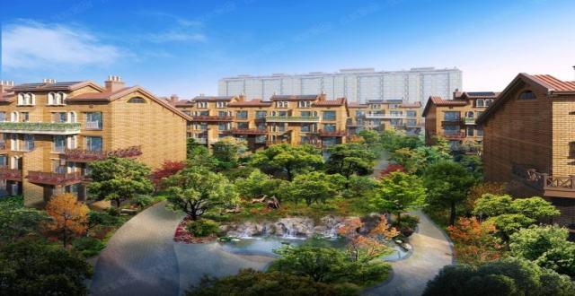 首开·缇香郡,洋房均价2.8万/㎡起,低密高端洋房、叠拼别墅生活社区!!