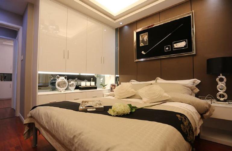 西联豪庭 卧室