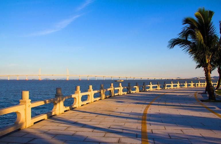 仁恒滨海中心 情侣路