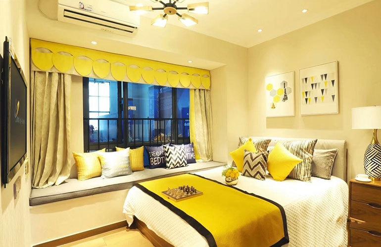 碧桂园三亚国际传媒中心 卧室