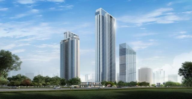 武汉内环住宅,融侨天域均价24500元/㎡