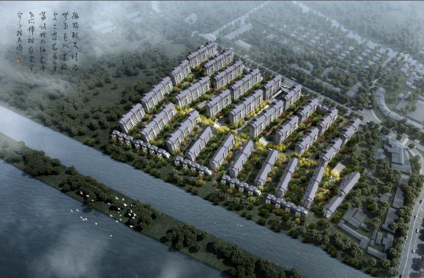 水月源岸项目预计2019年8月底开盘
