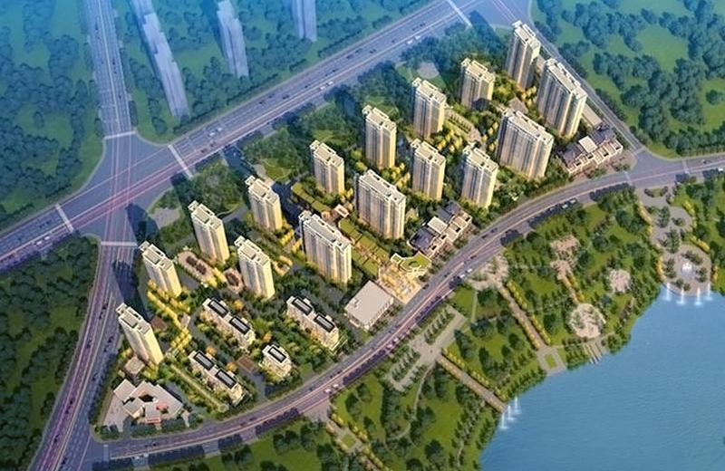 绿地香树花城
