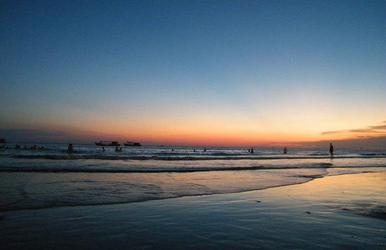 融创海映兰屿 北海银滩